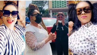 Photo of 'It's not easy to see me face to face'- Nana Agradaa brags and dares those who accused her of fraud