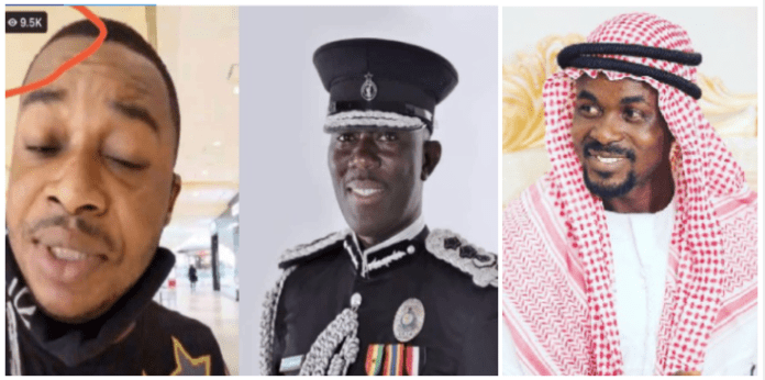 Arrest NAM 1 immediately and don't mess up like the former IGP else more fire – Twene Jonas words to new IGP