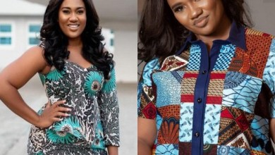 Photo of Abena Korkor Shares Stunning Photo In Latest Post As She Reveals What She Loves To Do