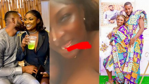 Abena Moet explains how intimate moment with her husband sucking her big bre-asts ended up on the Internet (+Video)