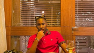 Photo of Saahene Flaunts His Pretty Girlfriend To Rubbish Claims Of Having A Secret Relationship With Gyakie | WATCH