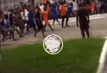 Photo of Watch How Inmates Of Ankaful Prison Welcomed Shatta Wale|Video