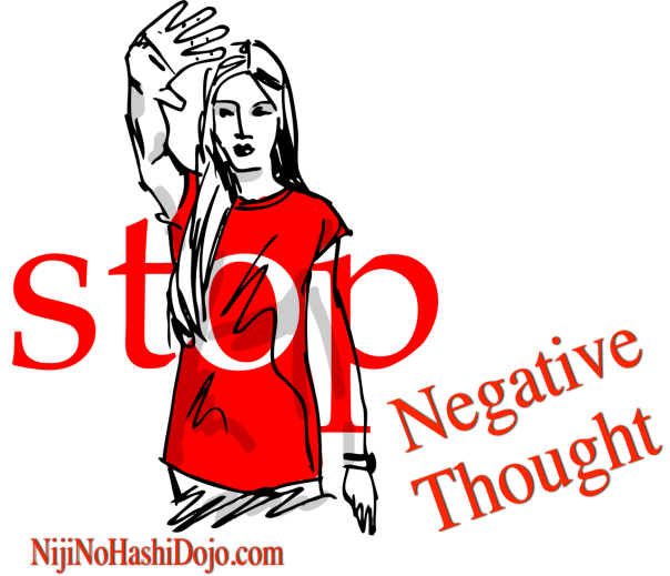 stop negative thught