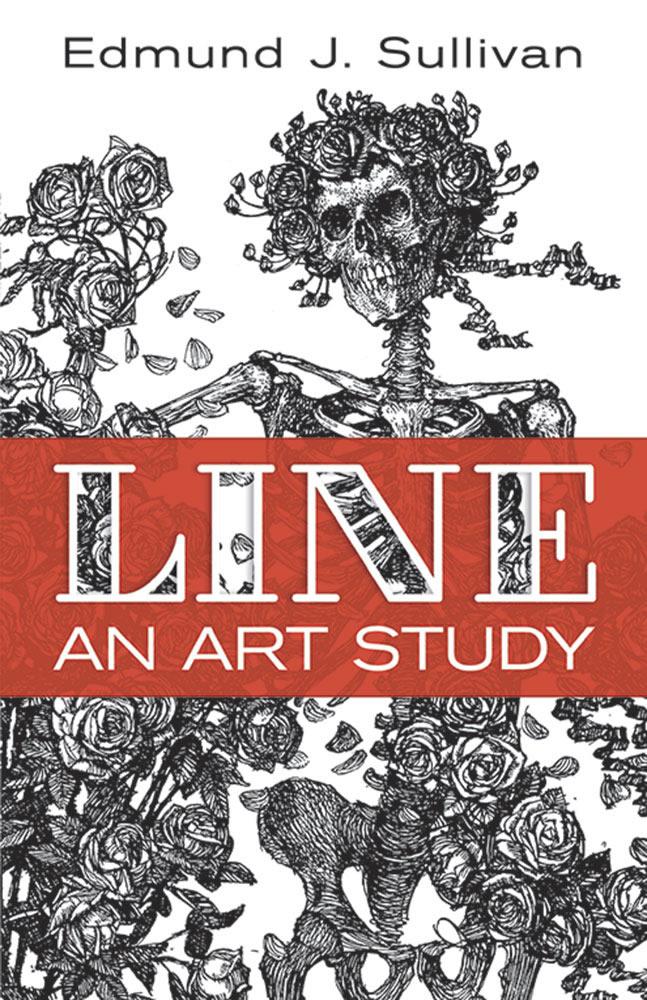 Line an Art Study Edmund J Sullivan