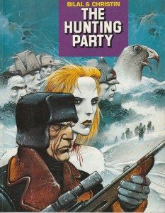 The Mullins Library – The Hunting Party