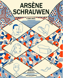 Arsène Schrauwen cover