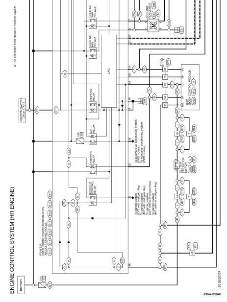 nissan juke wiring diagram espaol
