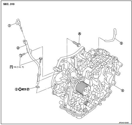 Ford 460 Engine Exploded Diagram. Ford. Free Download