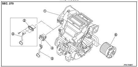 Nissan Juke Engine Diagram Nissan Juke Radiator Wiring