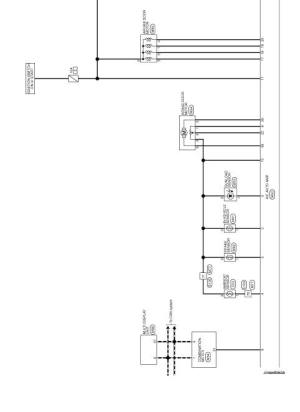 Wiring diagram  Heater & Air Conditioning Control System