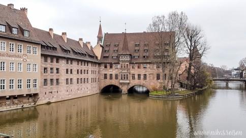 Burggraben in Nürnberg