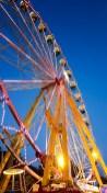 Riesenrad am Hafen