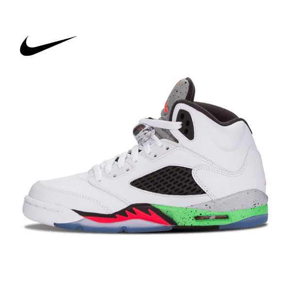 Jordan 5鞋帶綁法_Jordan 5代綁法-耐吉新款 4 折起限時激殺