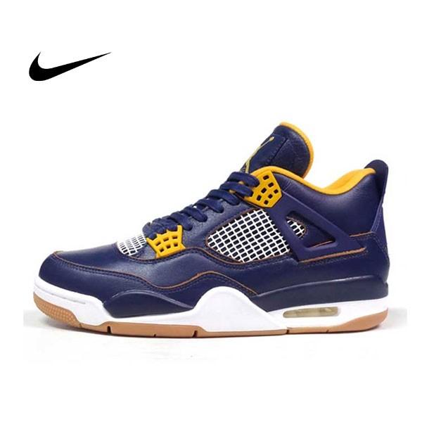 Jordan 4代開箱_AJ4鞋帶綁法-耐吉新款 4 折起限時激殺