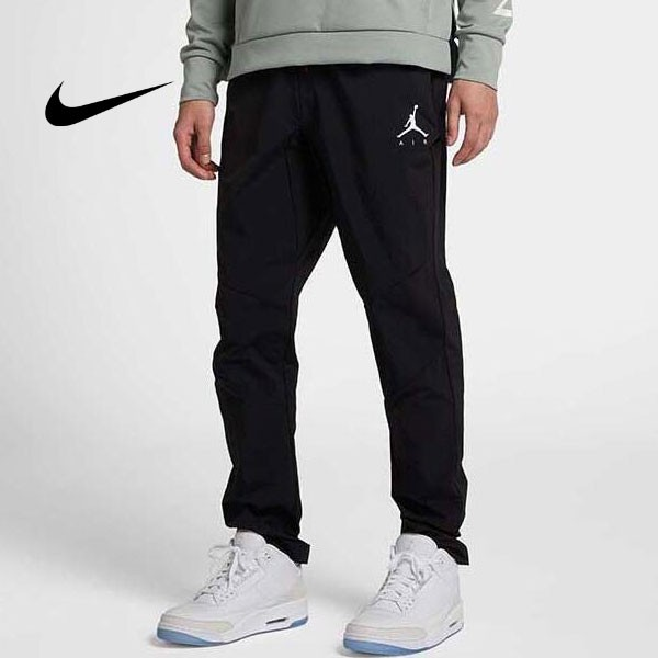 Air Jordan 男子 梭織 籃球褲 休閑運動長褲 時尚 百搭-熱銷推薦