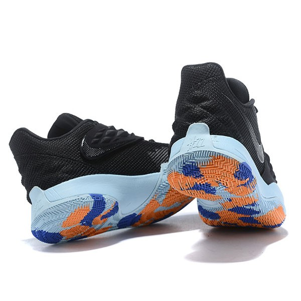 Nike Kyrie4 Low 厄文4 綁帶 低幫 實戰 男子 籃球鞋 黑色 最高品質 人氣款