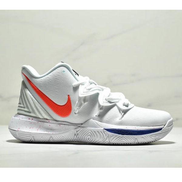 Nike KYRIE 5 EP 艾文5代 內建氣墊 實戰籃球鞋 男鞋 白橘