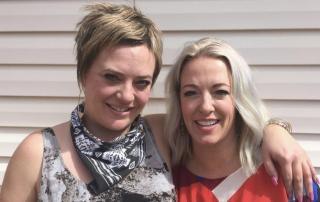 Robin and Jessica McIntyre