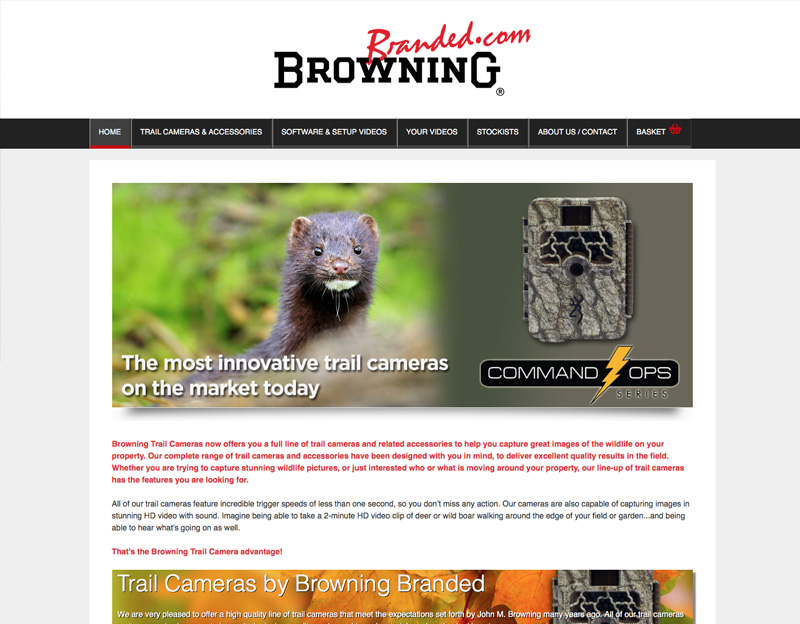 Browning Branded