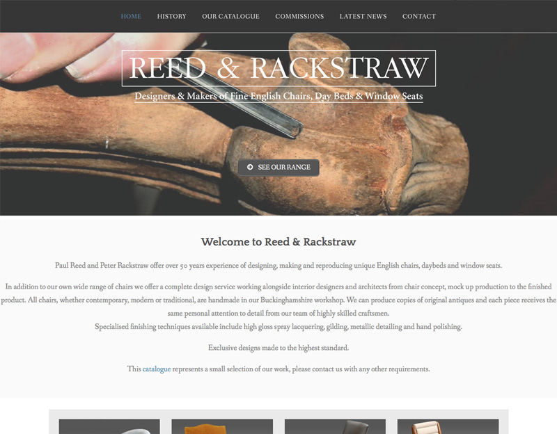 Reed & Rackstraw Chair Makers