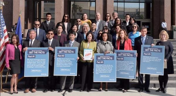 LAコミュニティ・リーダーが 新型コロナウイルスに関連したアジア系の人々への人種差別に警告 ...