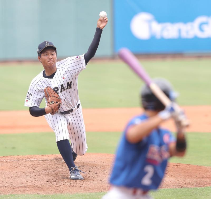 日本-台湾/U18アジア選手権速報します - 高校野球 : 日刊スポーツ