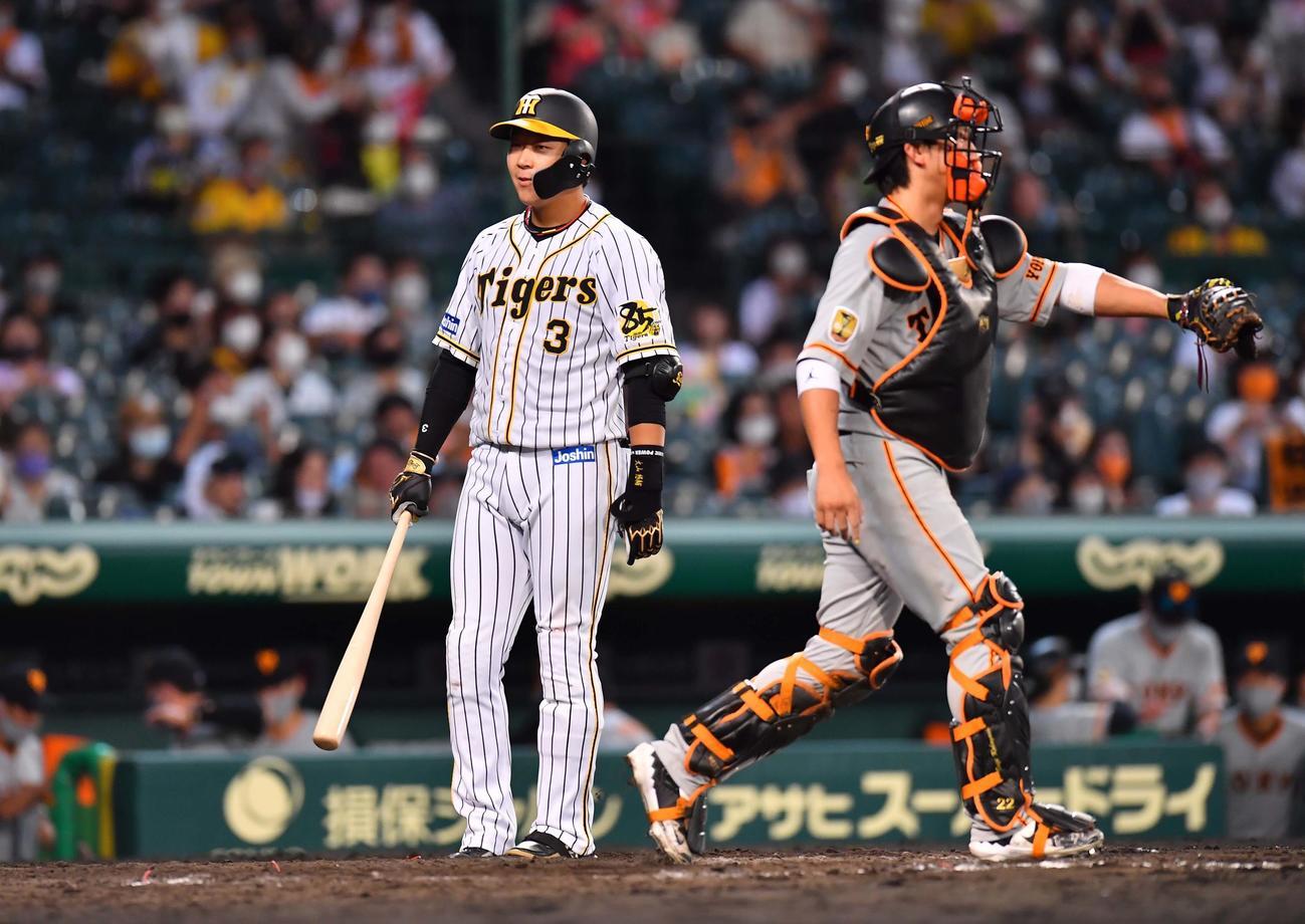 阪神、巨人戦殘り5戦全敗なら最多借金タイの14に - プロ野球寫真ニュース : 日刊スポーツ