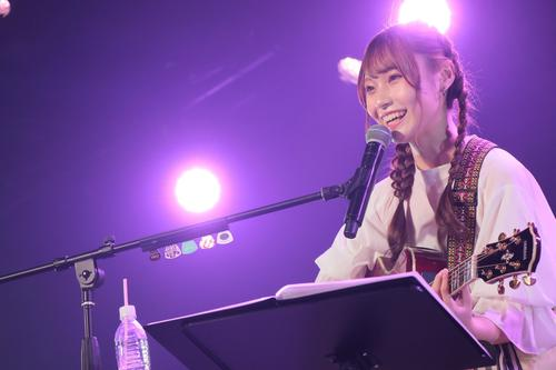 NGT川越紗彩が「さあやギター」配信1周年記念 三村妃乃もゲスト出演
