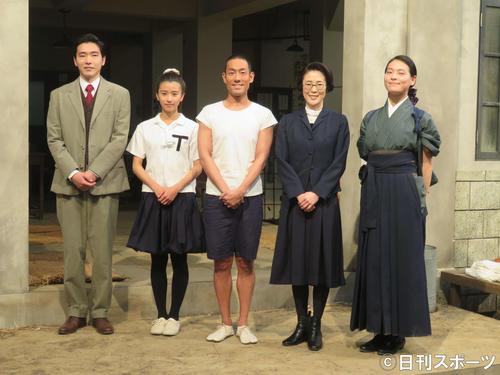 菅原小春「初めて演技を」いだてんで人見絹枝役 - ドラマ : 日刊スポーツ