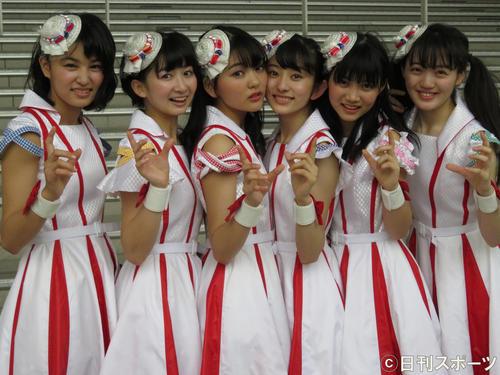 ばってん少女隊18日宮城ライブ開催見送り「台風の影響により」公式SNS