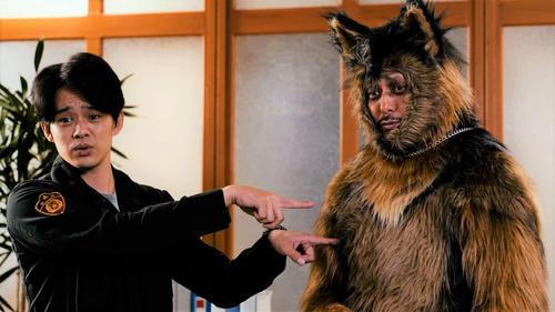 オダギリジョー「ヤバイですよ」警察犬役 自身が脚本・演出のNHKドラマ