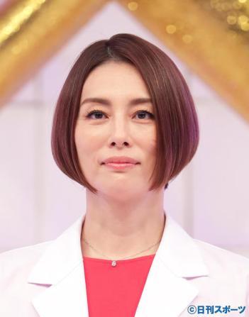 米倉涼子「導いてくれた人の1人」ドクターXなどでタッグ松田秀知さん追悼
