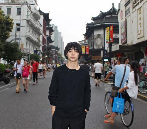 村上虹郎が大人気,日中映畫文化の違いに驚いた - 蕓能寫真ニュース : 日刊スポーツ