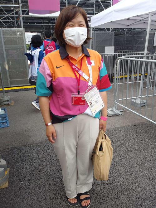 西矢椛の母智実さん無観客でも目撃者に「普通の女の子、お笑い千鳥が好き」 - スケートボード - 東京オリンピック2020 : 日刊スポーツ