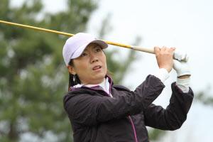 日本の女子ツアーで通算15勝を挙げている李知姫