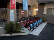 東京・大田の特区民泊物件に初めての自転車シェア拠点を開設