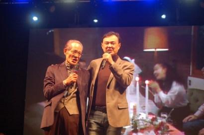 会場の大合唱で盛り上がった平田ジョエさんのステージ