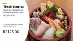 浜長 ちらし寿司125レアル