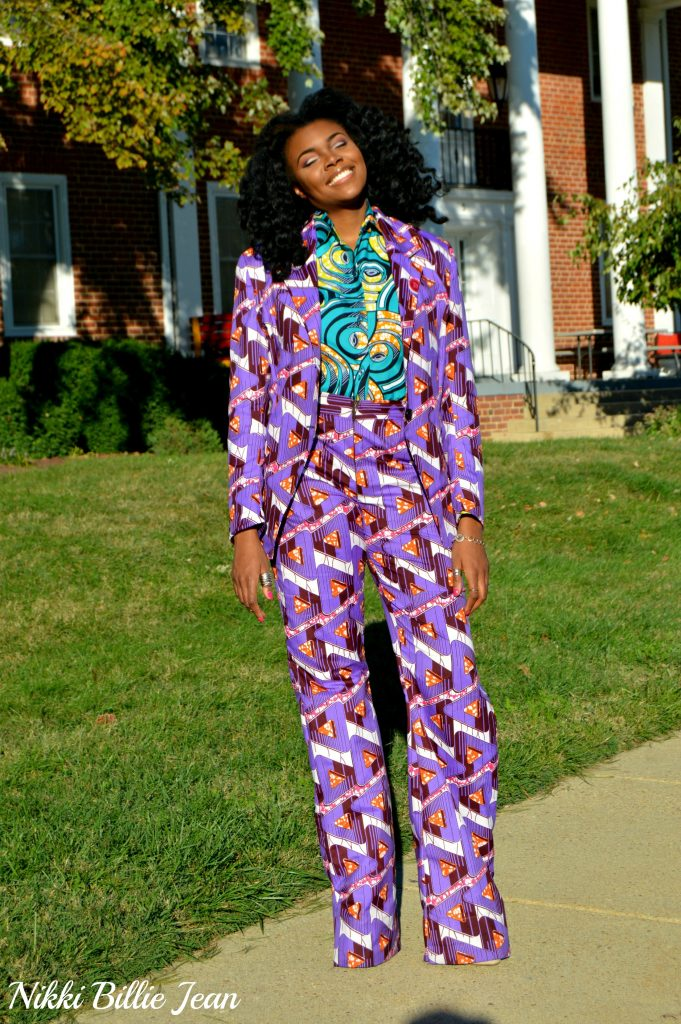 25th-birthday-nikki-billie-jean-purple-ankara-print-blazer-high-waisted-wide-legged-pants-suit-blue-ankara-print-longsleeve-button-up-shirt-12