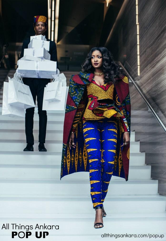 Shopping Like A Boss All Things Ankara Pop Up 2017 Campaign 4