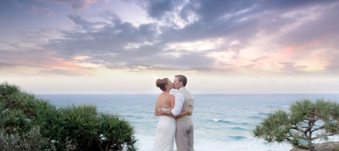 STRADBROKE ISLAND WEDDING PHOTOGRAPHY {Jamie + Jared – JUST MARRIED} SNEAK PEEKS