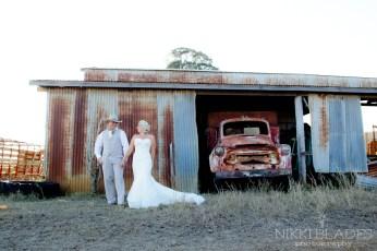Rockhampton Wedding Photographer {Nikki Blades Photography}