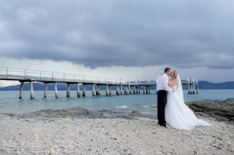 Daydream Island Wedding Photographer {Nikki Blades Photography}