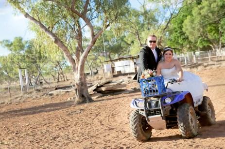 Mount Isa Wedding Photographer {Nikki Blades Photography}