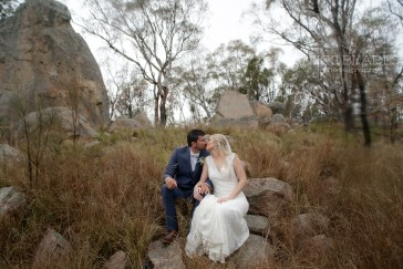 Wedding Photographer Stanthorpe {Nikki Blades Photography}