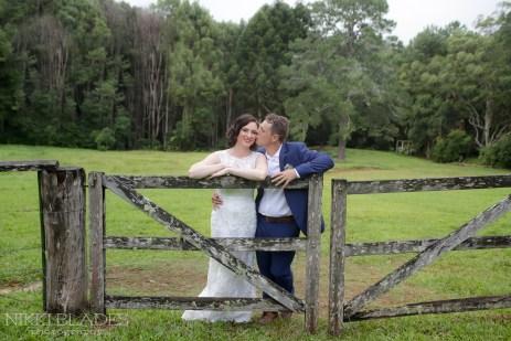 Wedding Photographer Byron Bay Hinterland {Nikki Blades Photogra