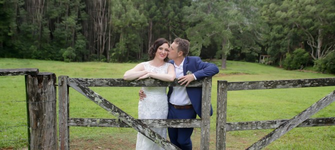 BYRON BAY HINTERLAND WEDDING PHOTOGRAPHER – POSSUM CREEK – SOPHIE + LUKE – SNEAK PEEKS – NIKKI BLADES PHOTOGRAPHY