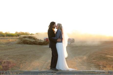 NIKKI BLADES PHOTOGRAPHY - Longreach Wedding Photographer