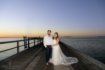 NIKKI BLADES PHOTOGRAPHY - Fraser Island Wedding Photographer