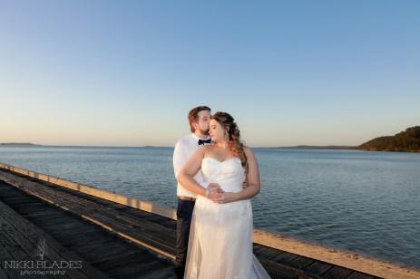 Wedding Photographer Fraser Island {Nikki Blades Photography}